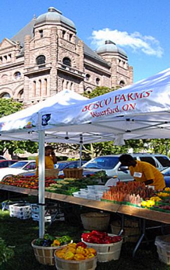 North York Farmers Market