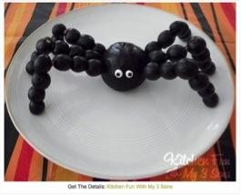 spider fruit